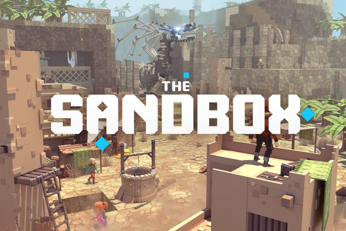 The Sandbox: venduti oltre $2,8 milioni di Land in 1 mese