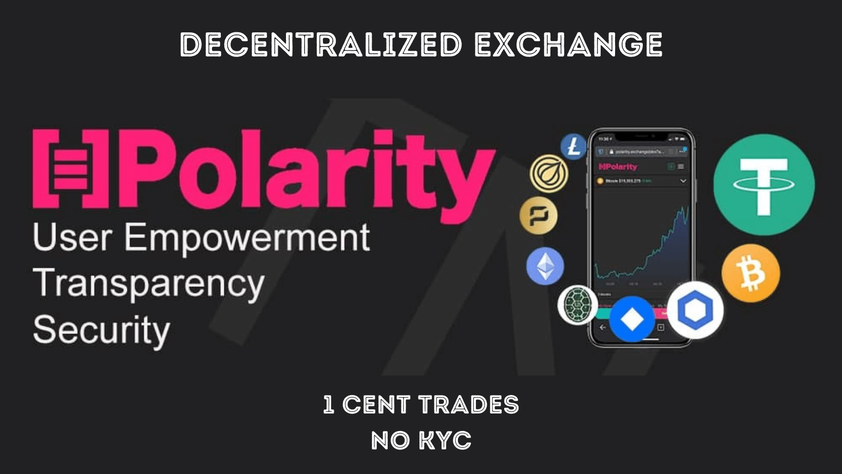 Polarity.Exchange, il DEX con 2FA