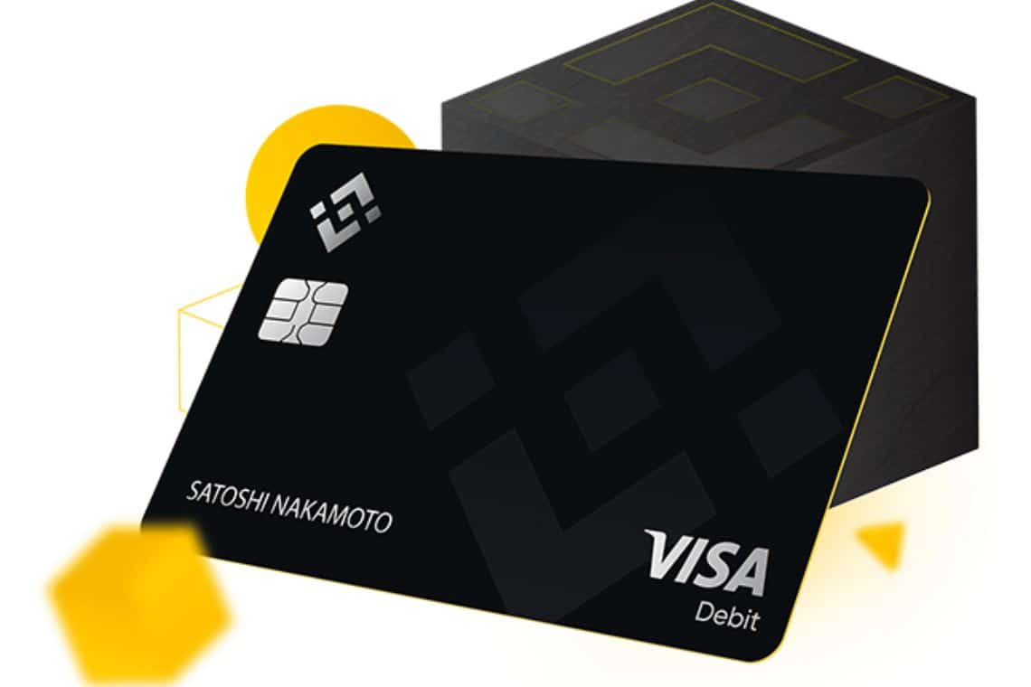 Binance Card: gratuita, facile e veloce