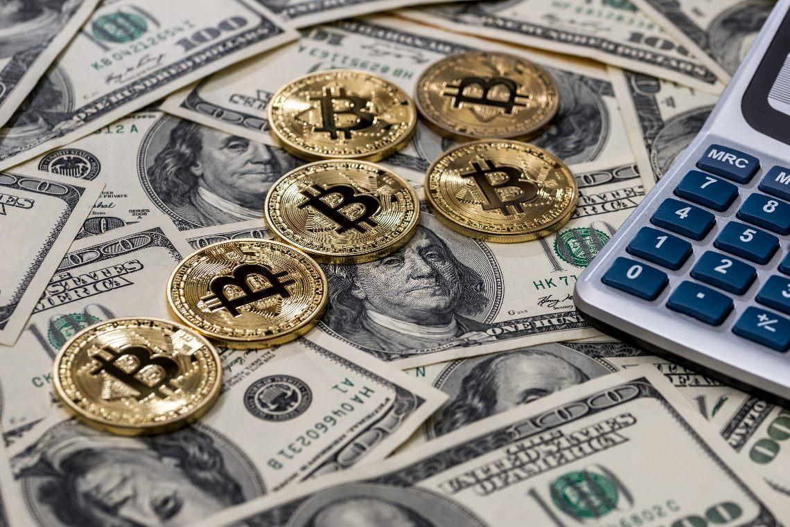 dollaro calcolatrice bitcoin