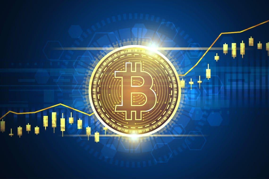 Bitcoin, balzo del 2%: record ad un passo