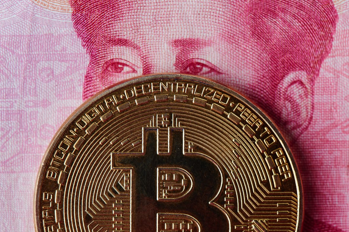 Cina: cresce il trading di bitcoin, anche se è vietato