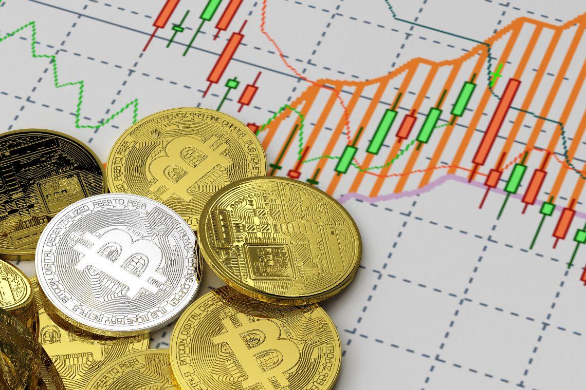 Bitcoin in ribasso: – 16% dai top di marzo