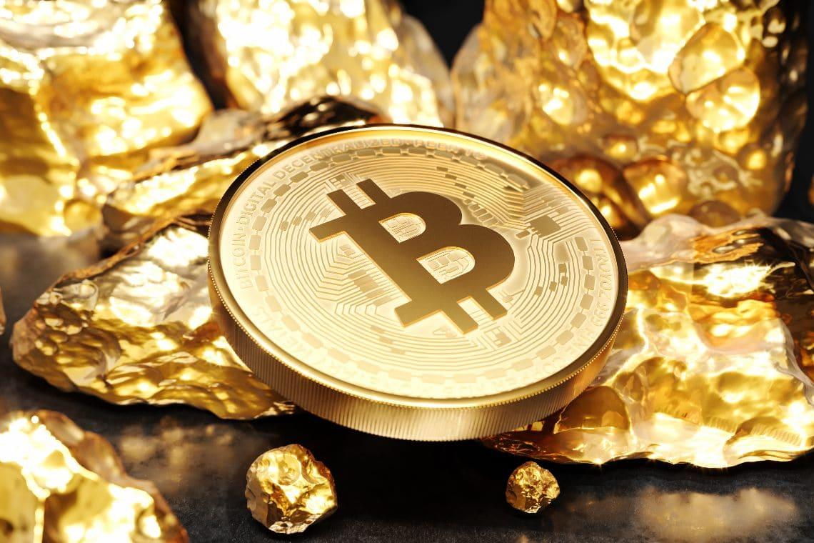 Blackrock: l'oro non protegge dall'inflazione. E Bitcoin?