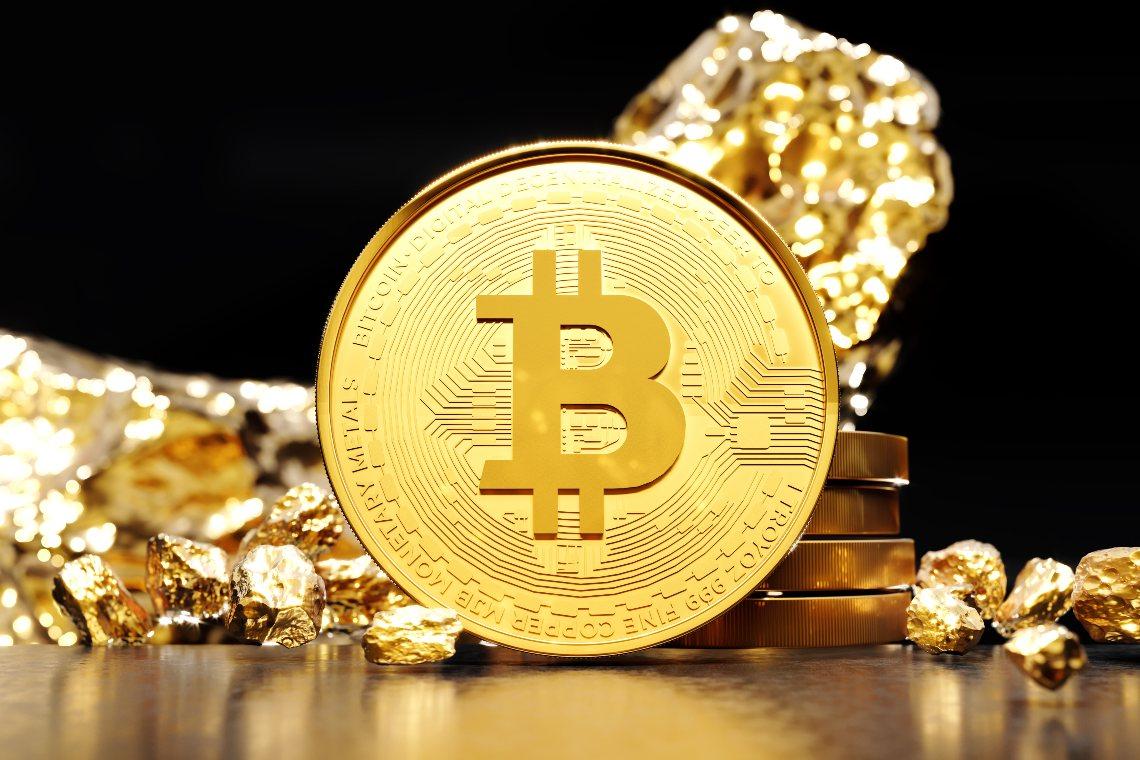 mercato delloro bitcoin)