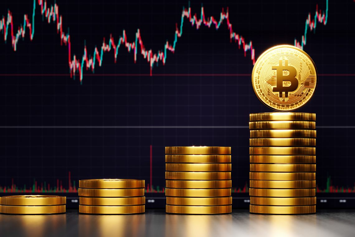 Bitcoin di nuovo sui massimi storici