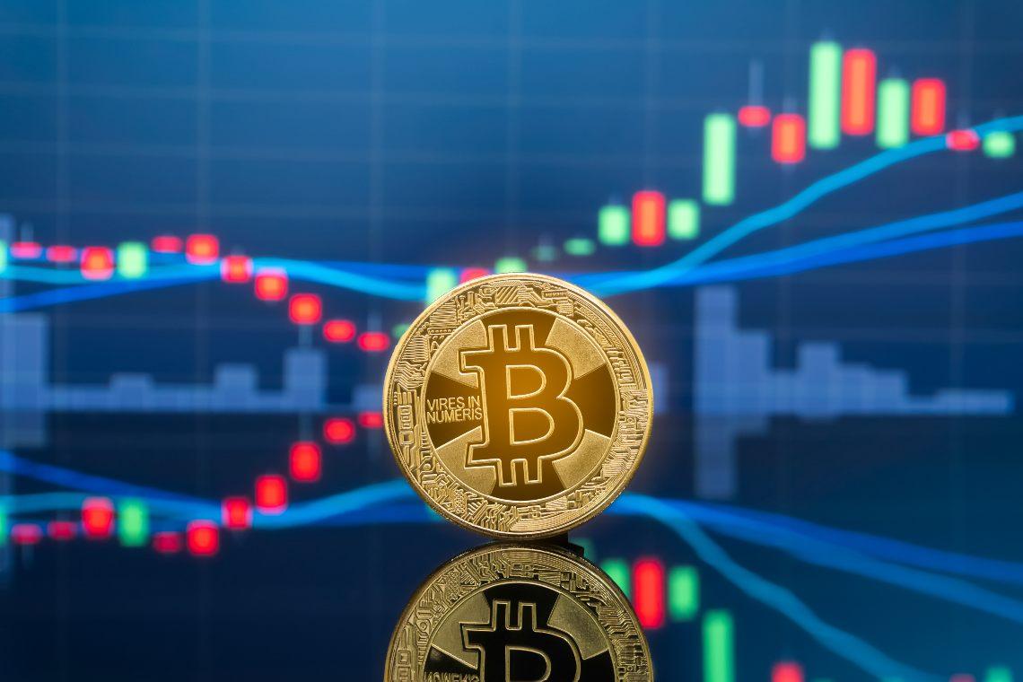 Bitcoin: prezzo in rialzo vicino a nuovi record