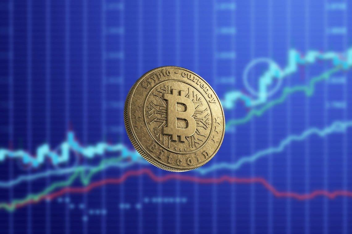 Bitcoin, prezzi in salita alla ricerca dei 60.000 dollari