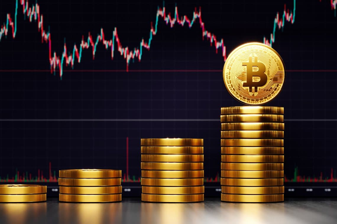 Bitcoin in recupero sale sopra i 52500 dollari