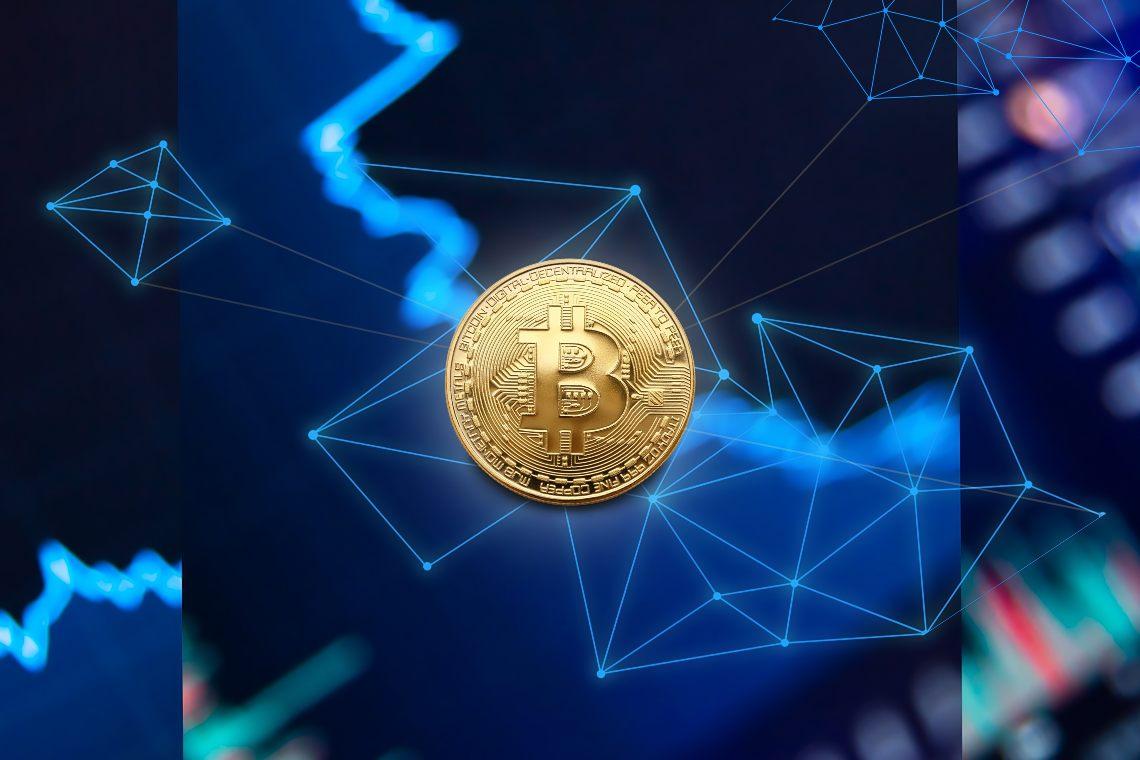 Bitcoin torna a testare la trendline dei 47mila dollari