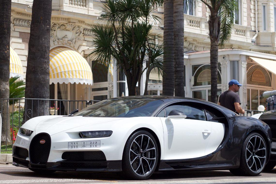 Bugatti bitcoin