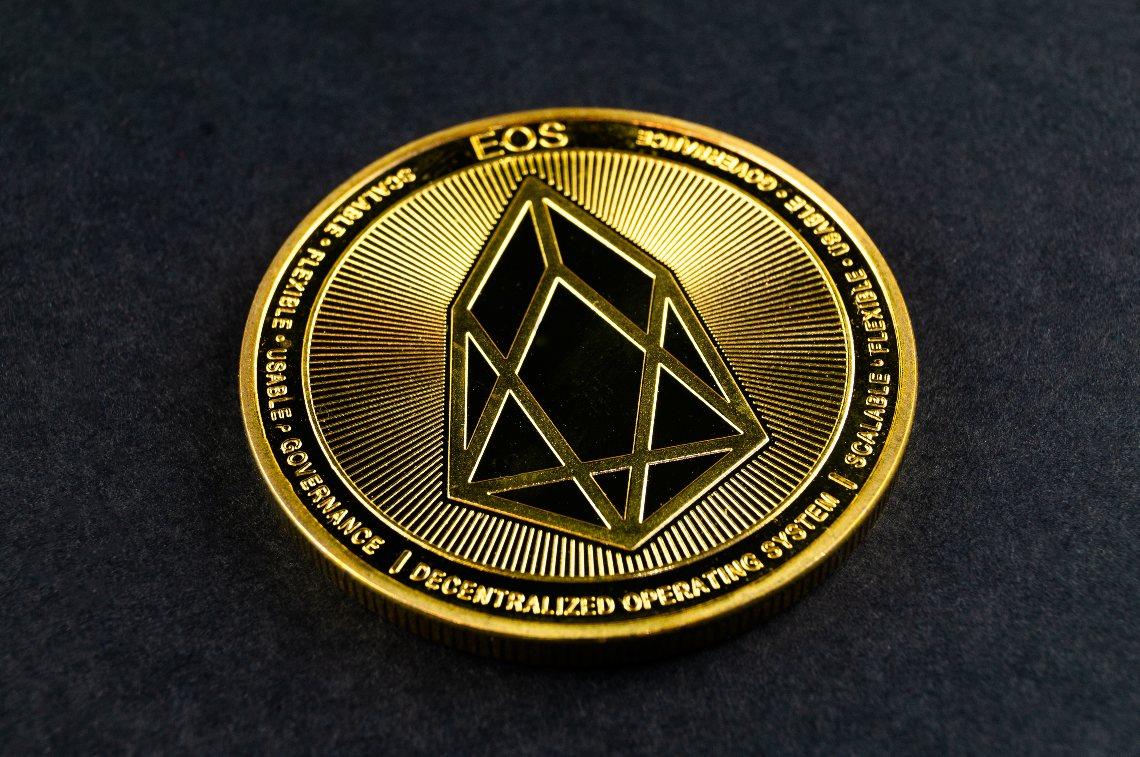 Crypto Focus oggi per parlare di EOS