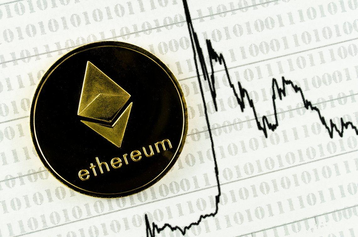 Ethereum in rialzo: +3% e arriva a 1.750$