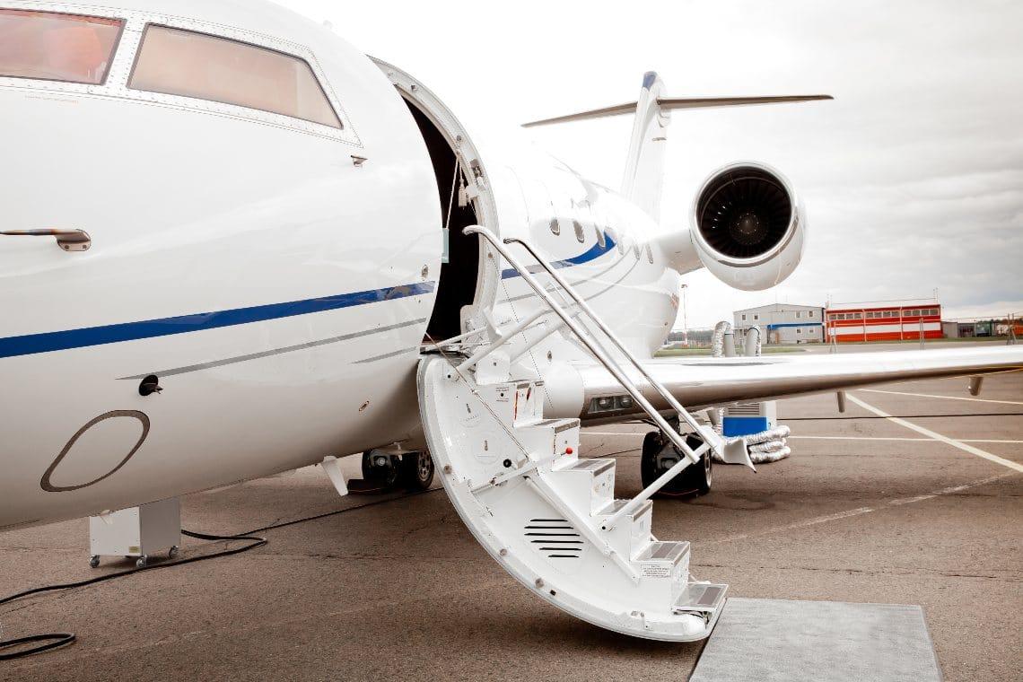 Fast Private Jet con BitPay per la più grande transazione in crypto al mondo per un volo in jet