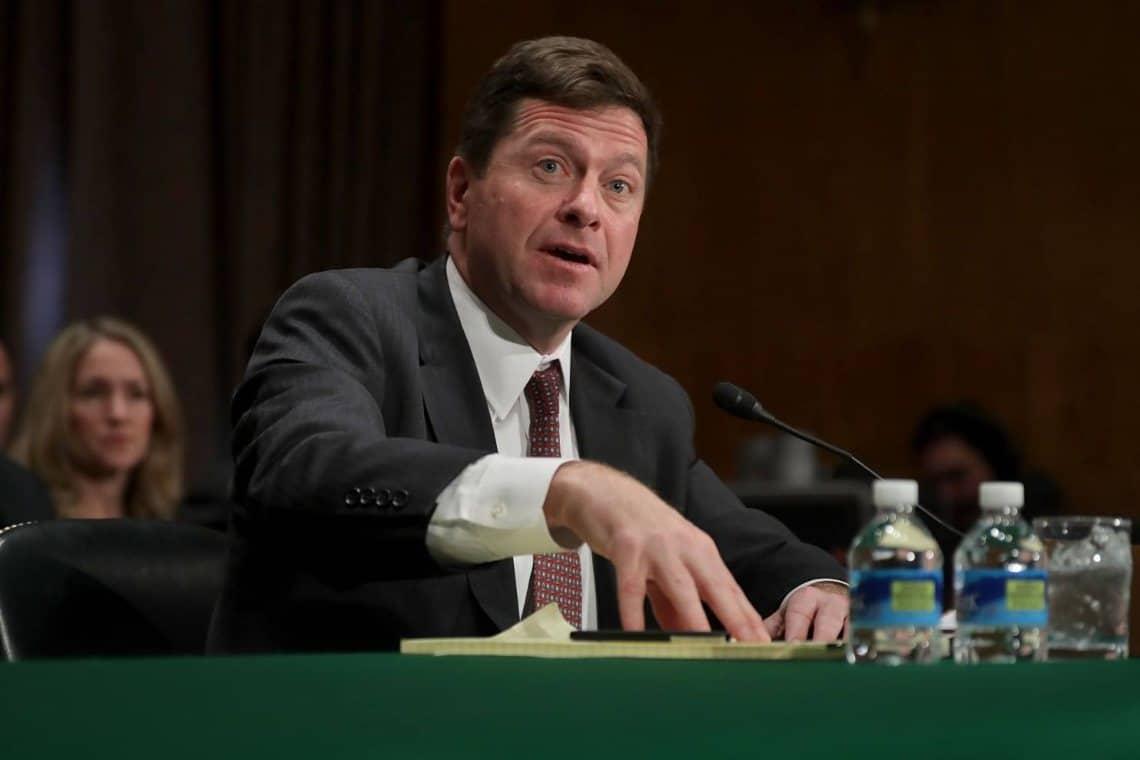 Jay Clayton, l'ex SEC diventa advisor di One River