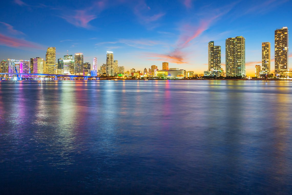 Miami hub Bitcoin