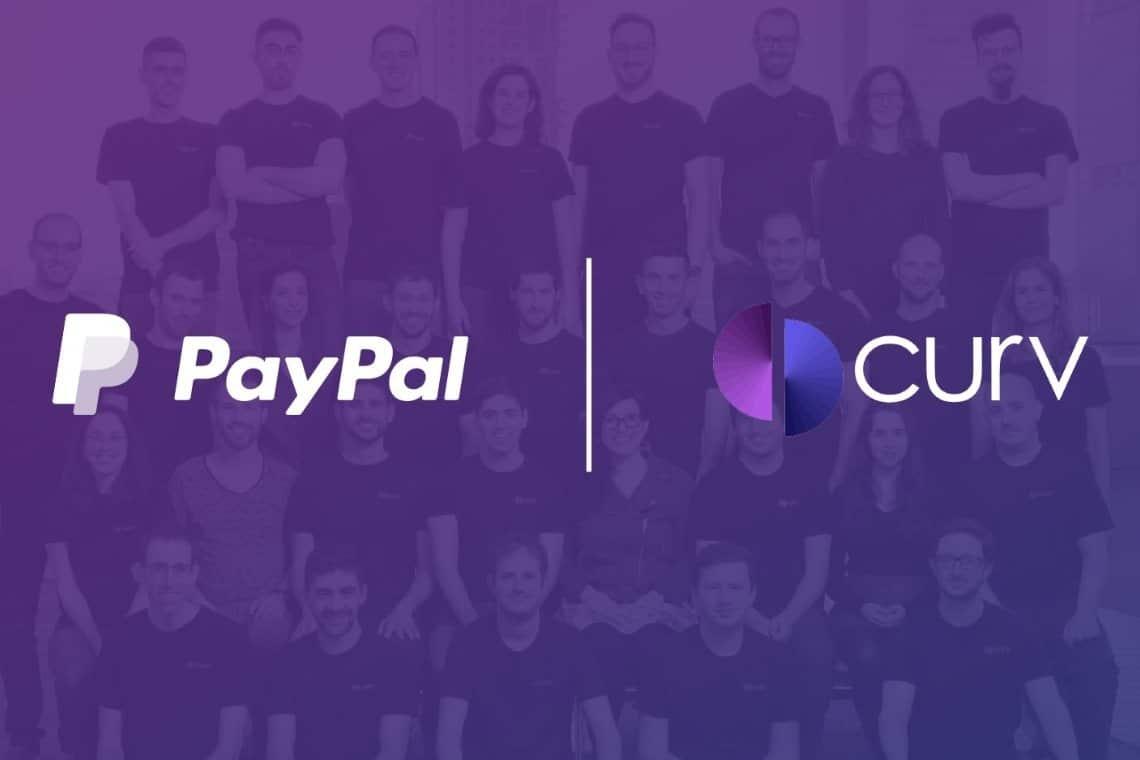 Paypal acquisisce Curv e si espande nel settore crypto