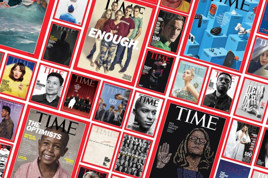La rivista Time mette in vendita tre copertine come NFT