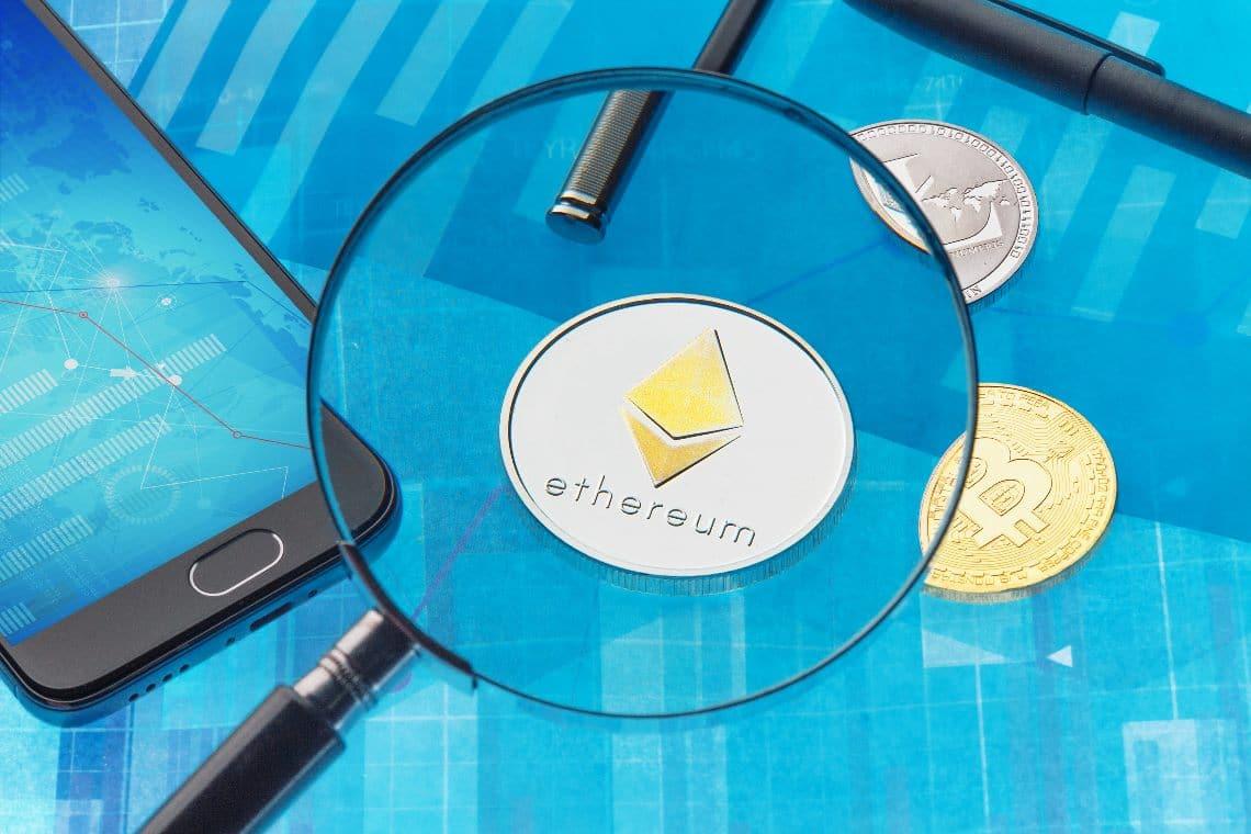 Ethereum: nuovi massimi storici oltre i $ 2150