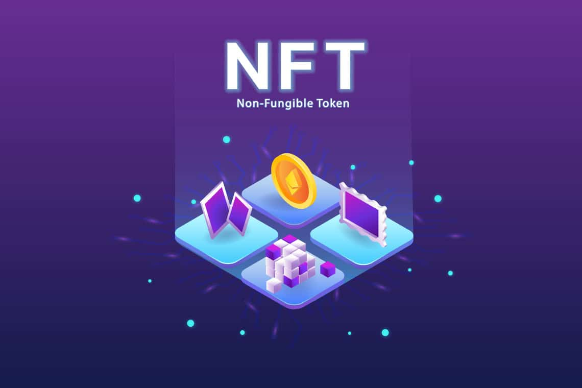 Binance marketplace NFT
