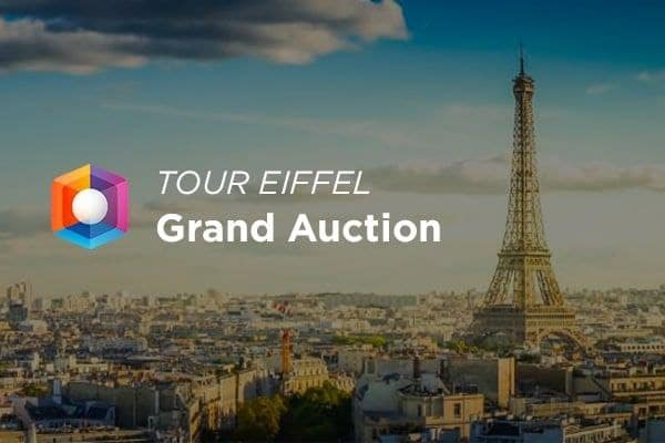 Eiffel Tower NFT