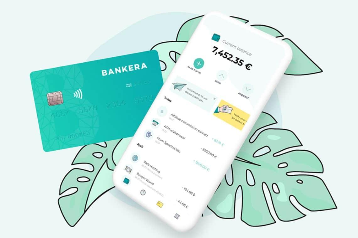 Bankera, la banca blockchain introduce SEPA Instant