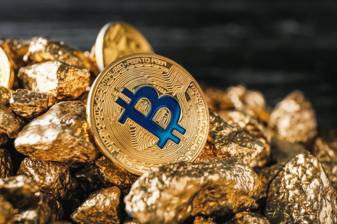 JPMorgan: la volatilità di bitcoin convergerà su quella dell'oro