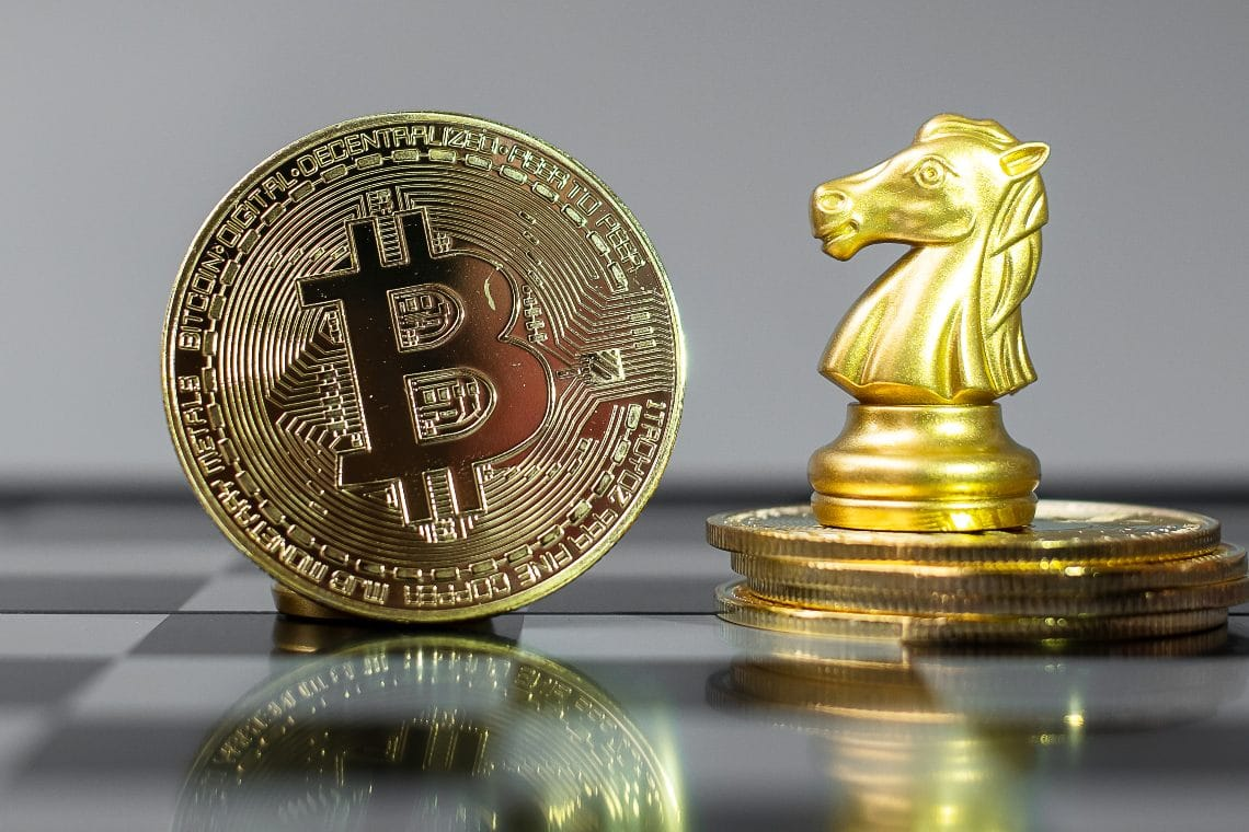 La scommessa da 1 milione di dollari in Bitcoin