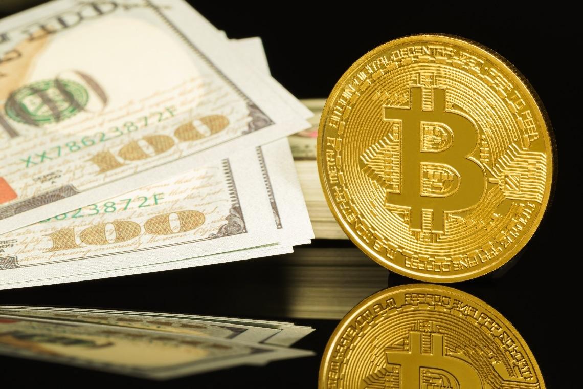Bitcoin, market cap da record ma dominance inferiore al 50%