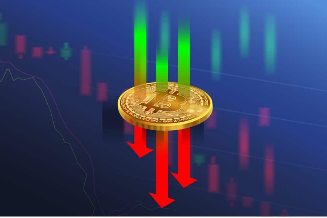 Il crollo di ieri non ha intaccato il trend di bitcoin