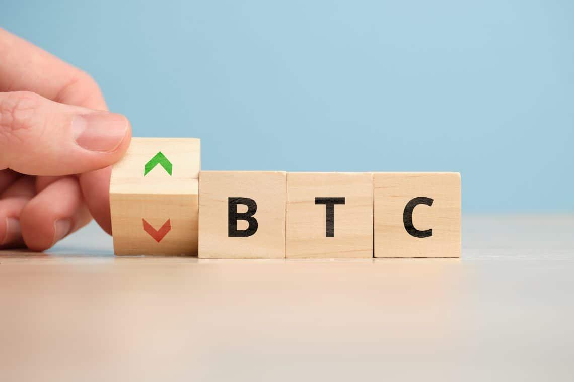 Bitcoin sceso sotto i 50.000$