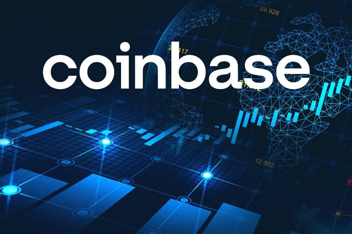 Prezzo stabile per le azioni Coinbase