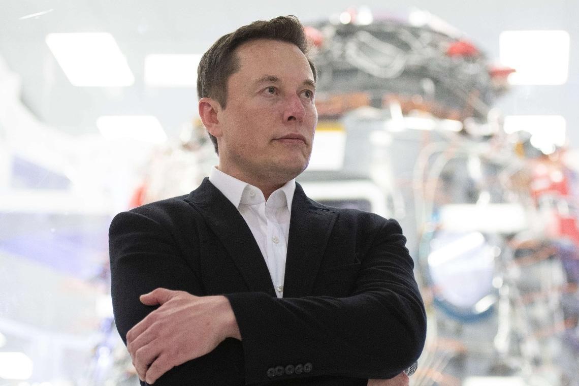 Elon Musk ha comprato bitcoin