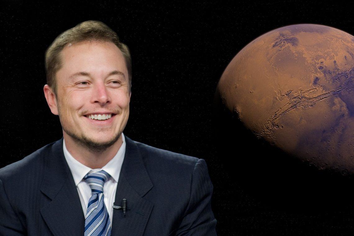 "Elon Musk: ""Space X porterà Dogecoin sulla Luna"""