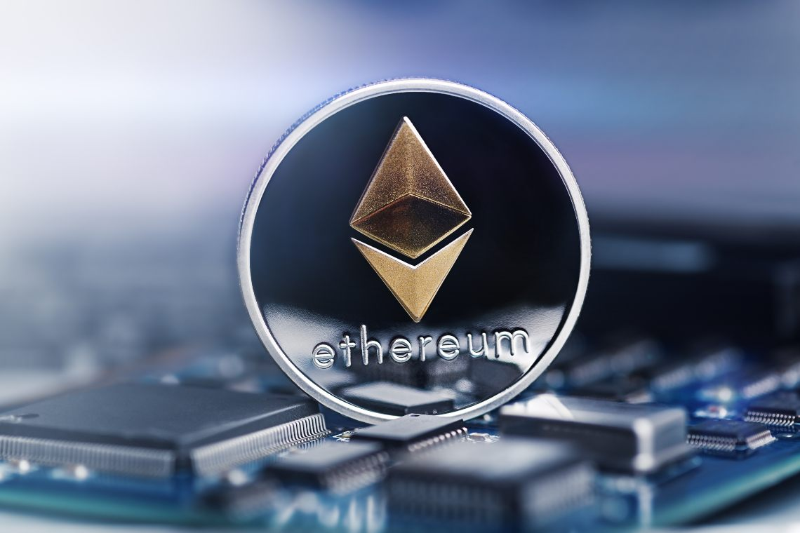 Ethereum: nuovo massimo storico per ETH