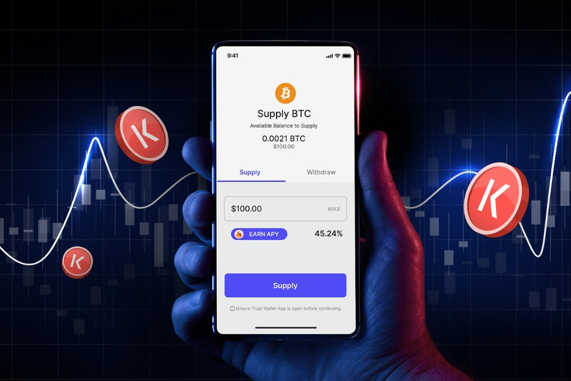 Kava: online la nuova versione dell'app per i prestiti con Bitcoin