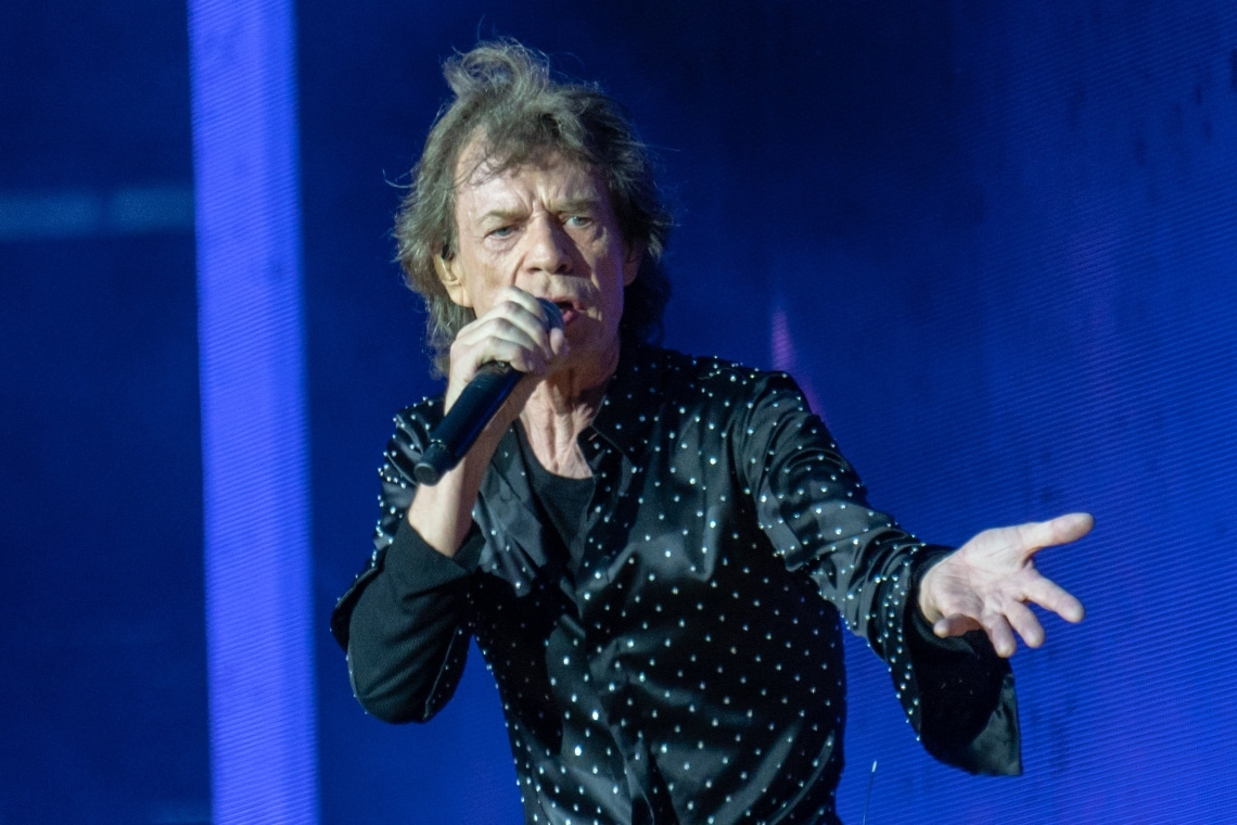 Anche Mick Jagger ha il suo NFT