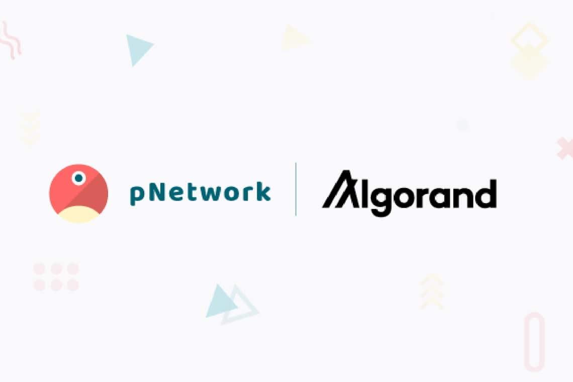 Algorand e pNetwork insieme per un nuovo modello di finanza