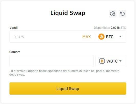 Penjelasan liquid swap dan cara melakukan liquid swap