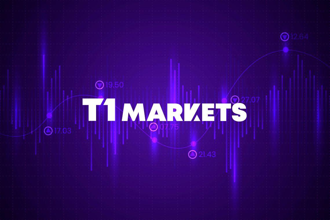 T1Markets, il broker per criptovalute, forex, azioni, indici, metalli preziosi e commodity
