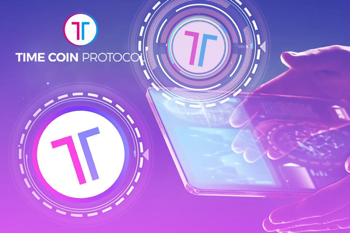 La token sale del progetto NFT & DeFi, TimeCoin (TMCN)
