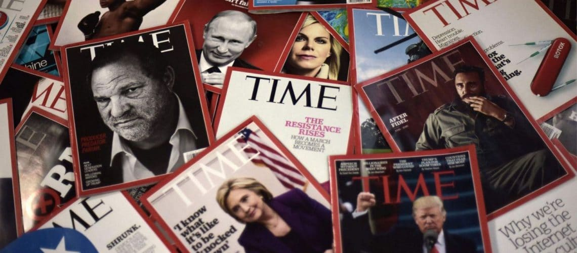 Time, il magazine diffonderà video su Bitcoin