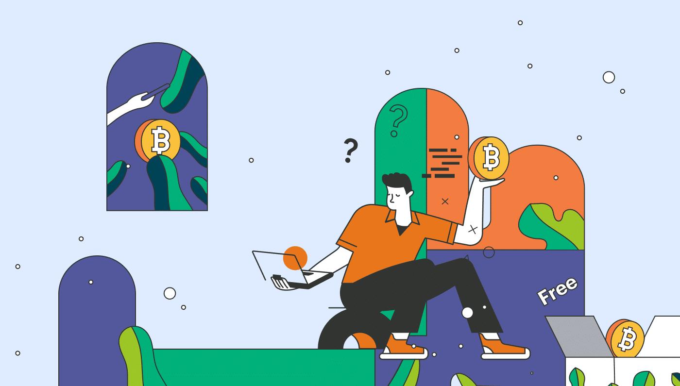 Come guadagnare mezzo milione in Bitcoin gratis