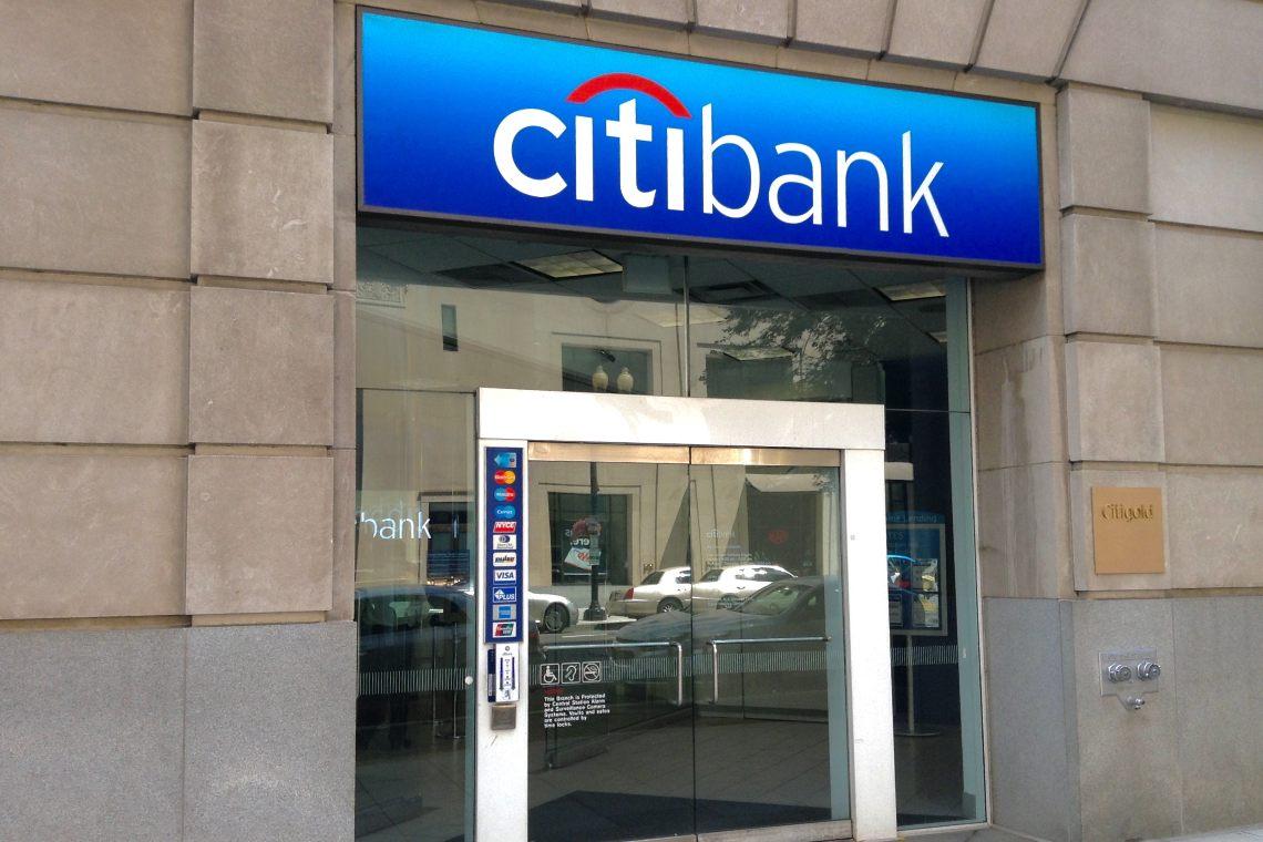 Citibank vuole lanciare un servizio di custodia per le criptovalute