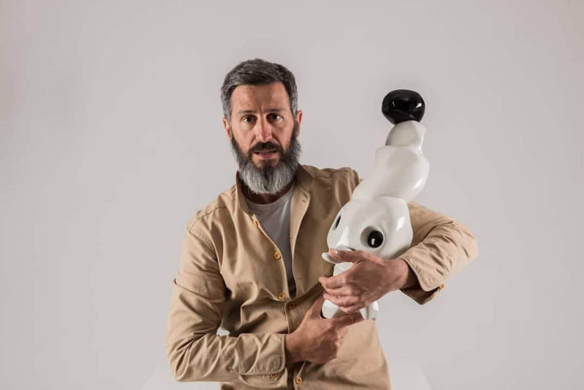 Dangiuz Meets Giovanni Motta: un'opera che unisce mondo fisico e NFT