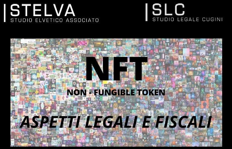 Webinar NFT gratuito su aspetti legali fiscali e valutazione delle opere