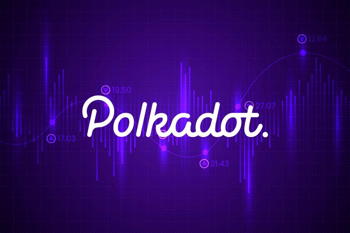 Analisi del prezzo di Polkadot e il lancio delle parachain