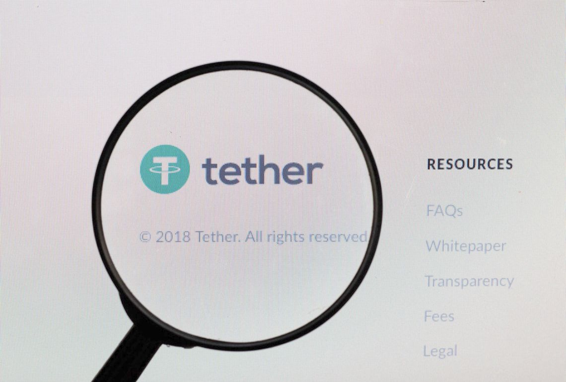La capitalizzazione di mercato di Tether supera i 60 miliardi