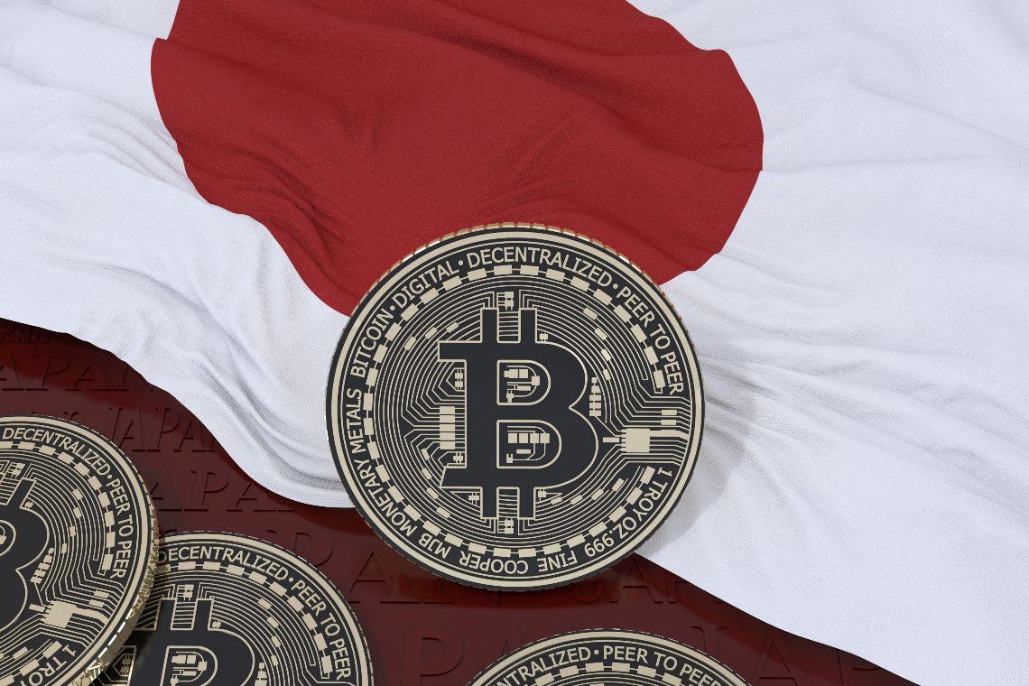 mercato bitcoin giappone