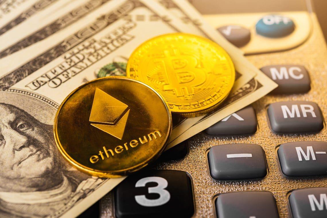 Analisi dei prezzi di Ethereum e Bitcoin